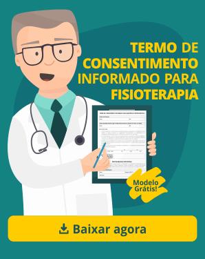 Banner - Modelo Termo Consentimento - SouFisio