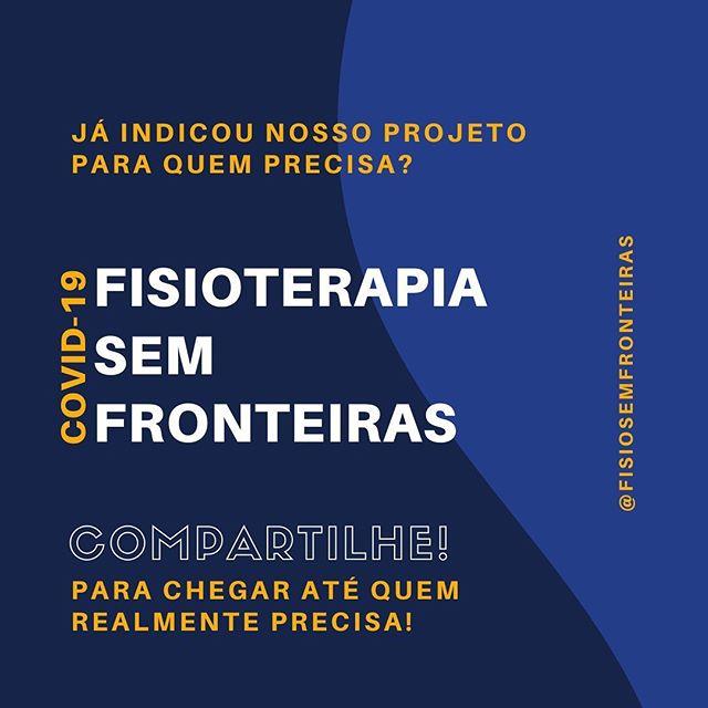 Projeto Fisioterapia sem Fronteiras