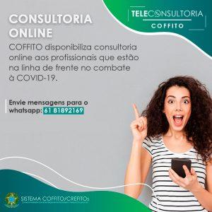 Consultoria Online COFFITO